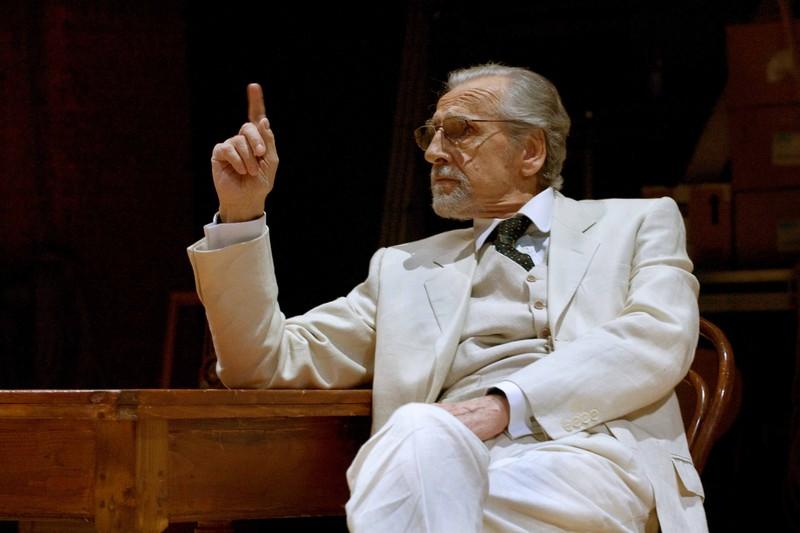 GIULIO BOSETTI. L'artista gentiluomo dei grandi classici del teatro mondiale