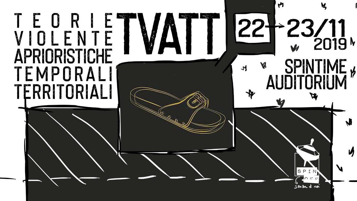 """TVATT. """"ti picchio"""" in lingua napoletana allo SpinOFF di Roma"""