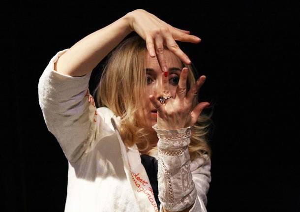 SENZA FILTRO -Uno spettacolo per Alda Merini. Milano omaggia la sua poetessa