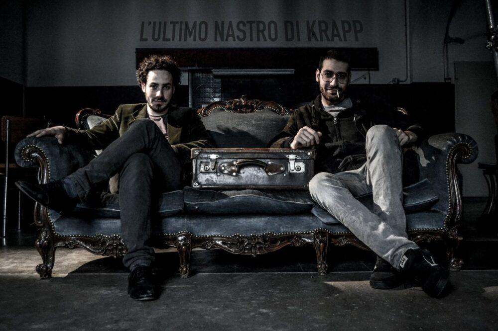 L'ULTIMO NASTRO DI KRAPP riparte dal live-stream