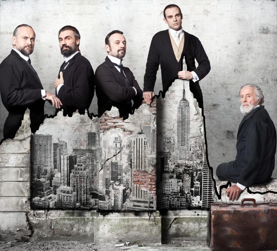 LEHMAN TRILOGY. Dal 16 aprile, RaiPlay presenta l'ultima opera di Ronconi