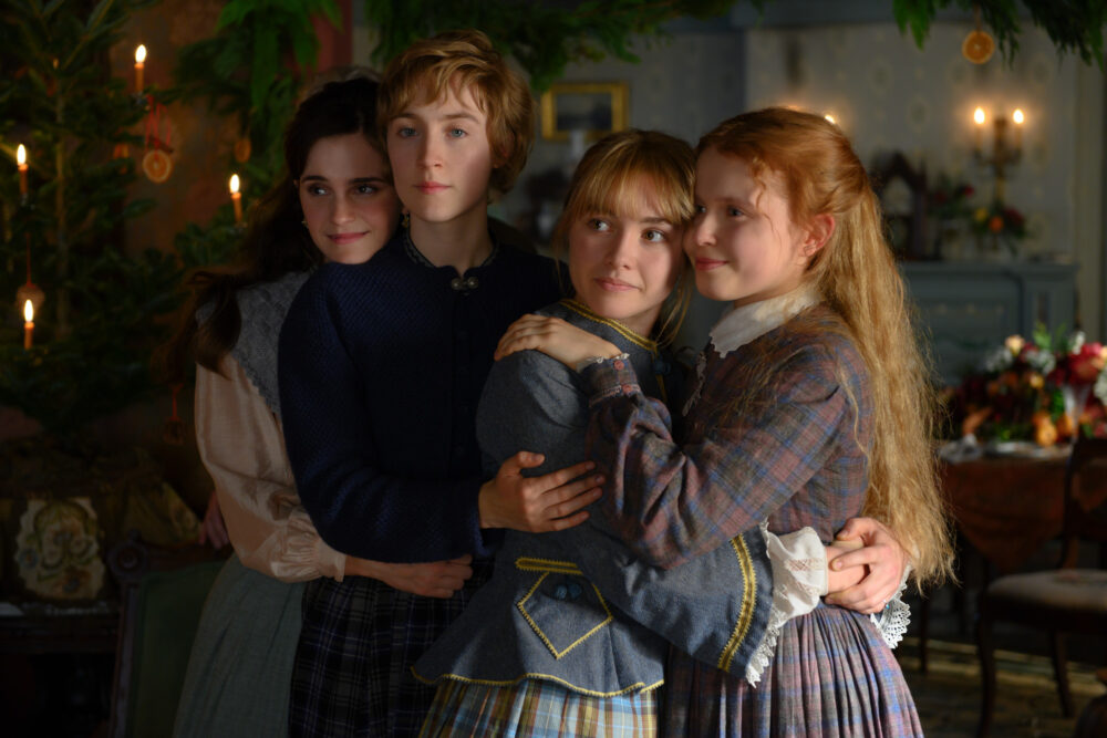 PICCOLE DONNE arriva in Dvd, Blu-ray, Digital HD e su Universal Pictures Italia