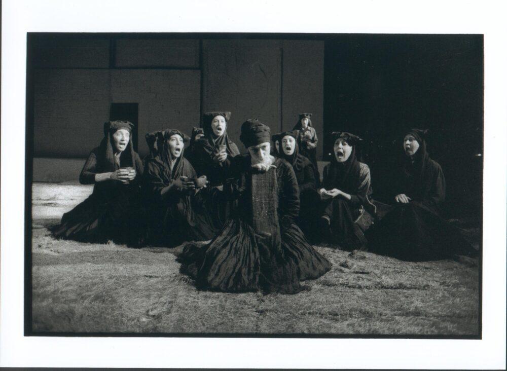 COEFORE. L'Elfo Puccini presenta Eschilo secondo Pasolini