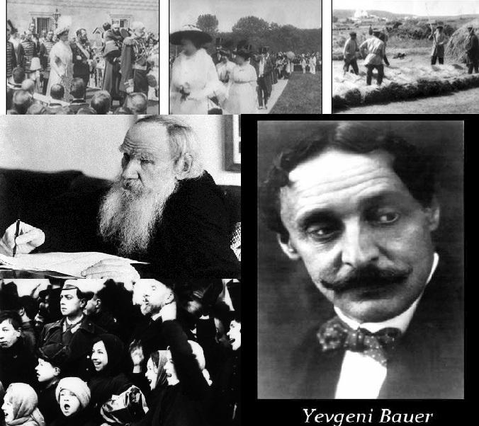 Il CINEMA RUSSO. Dallo Zar  alla Rivoluzione Bolscevica