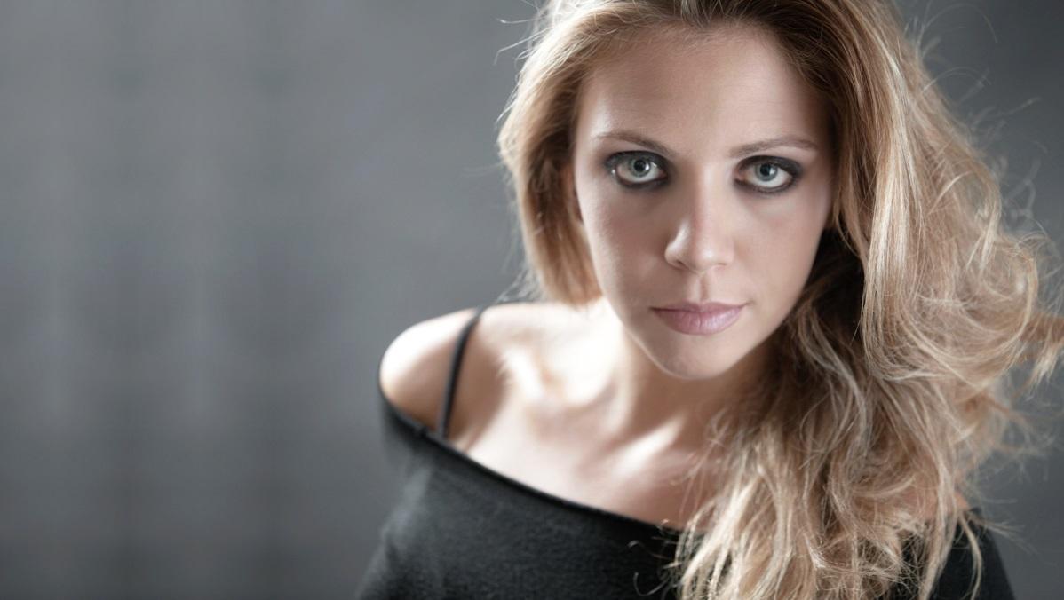 Barbara Chichiarelli, madrina del MAGNA GRAECIA FILM FESTIVAL 2020