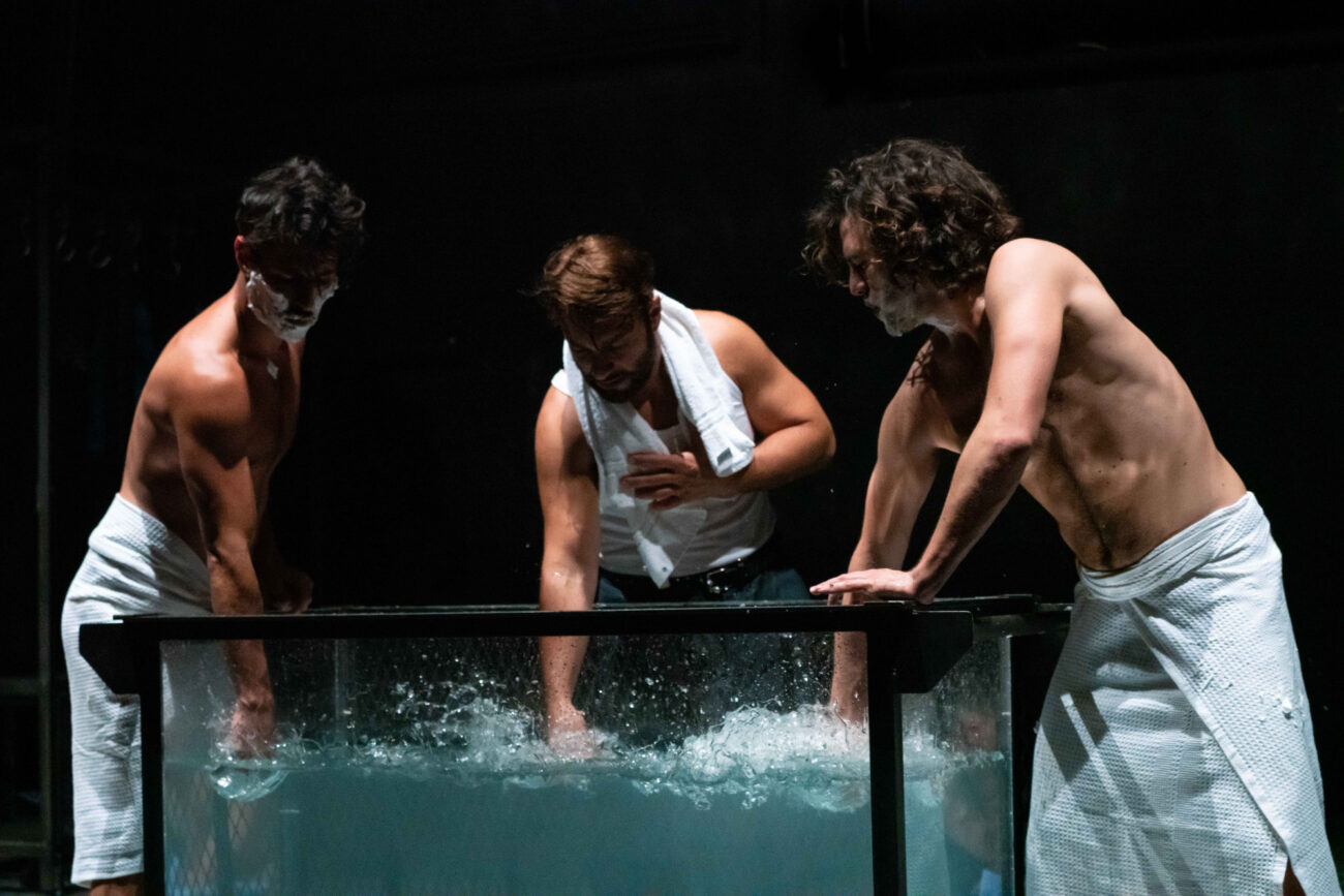 IL PIANO Be del Bellini di Napoli: ripensare, riabitare, ricreare con palco in platea