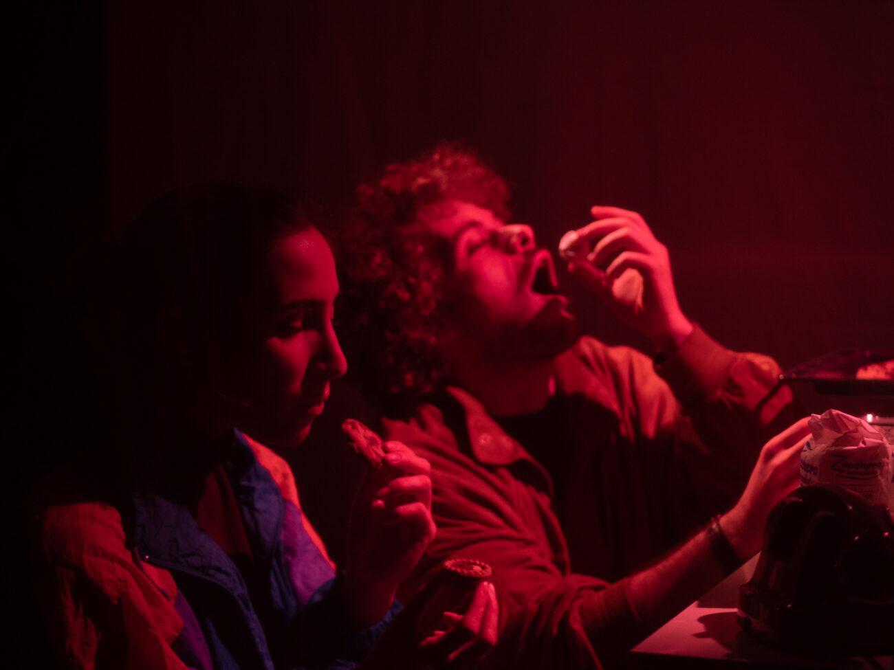 UNA PICCOLA COSA BUONA di Teatro Felino al Napoli Teatro Festival Italia 2020