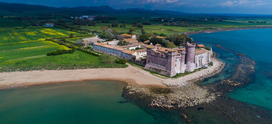 Il Castello di Santa Severa riparte con SHOOTING IN THE CASTLE