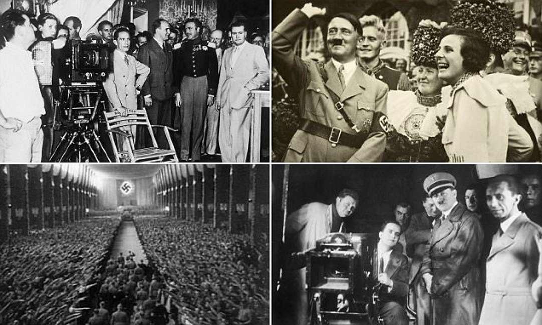 HITLER. Il cinema nazista e la propaganda razzista subdola e insidiosa