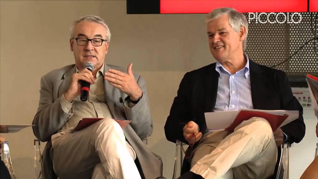Sergio Escobar ricorda l'amico GIULIO GIORELLO