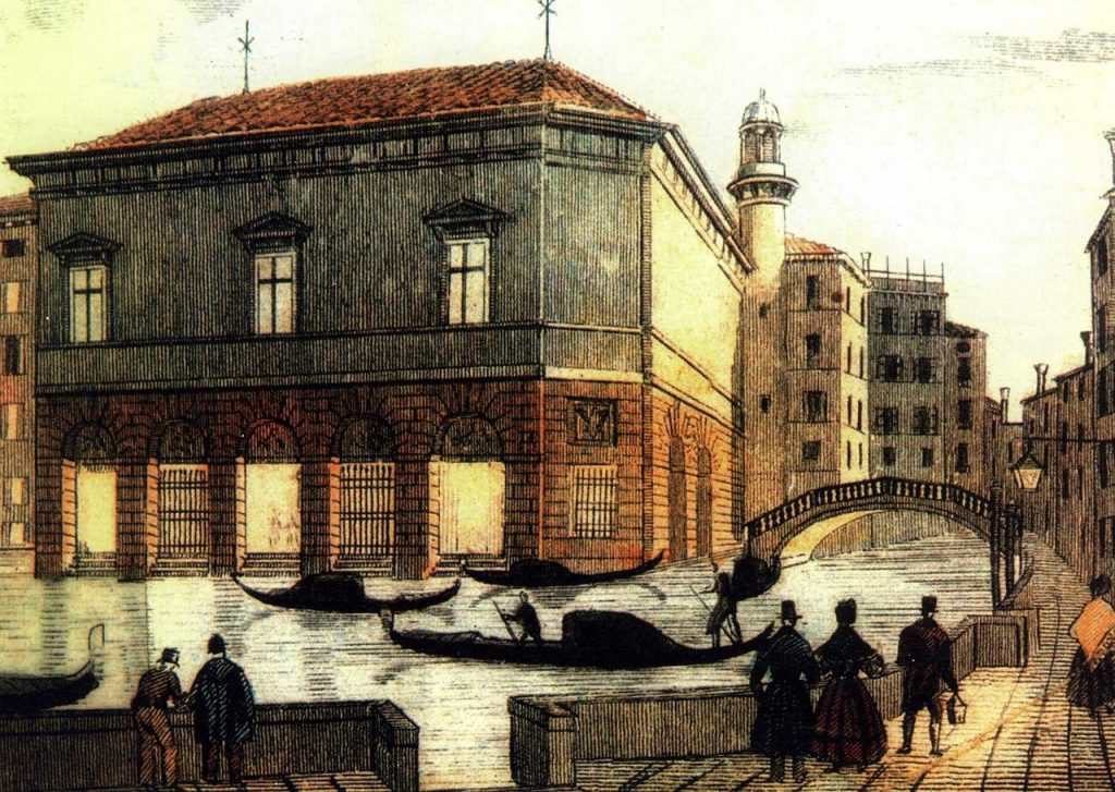 LA FENICE di Venezia annuncia la riapertura a luglio, con un'arca antivirus