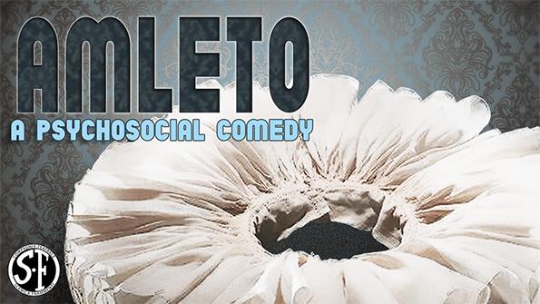 COLLINAREA FESTIVAL 2020. Il 26 agosto Amleto-a psychosocial comedy