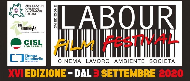 LABOUR FILM FESTIVAL. A settembre, la rassegna di cinema e lavoro