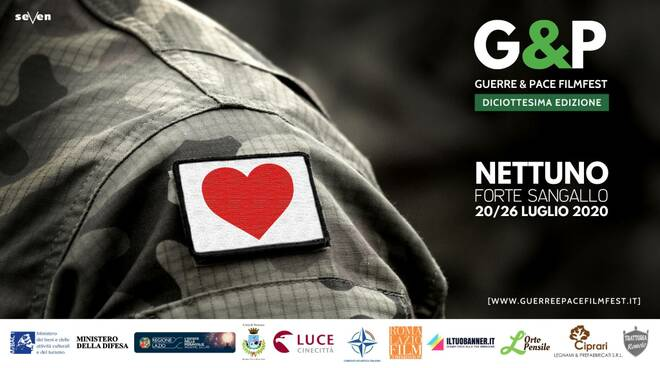 GUERRE & PACE FILMFEST. La XVIII edizione a Nettuno, dal 20 al 26 luglio