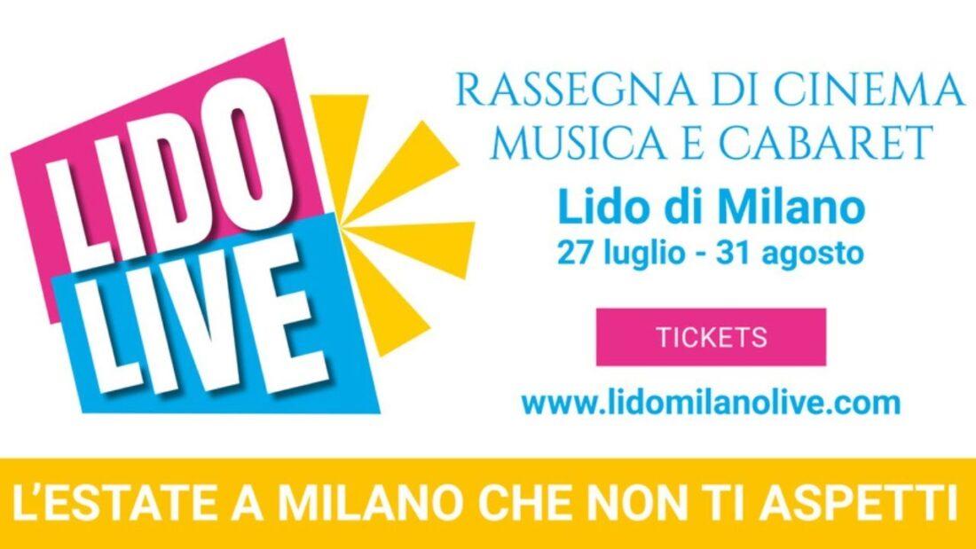 Lido Milano Live