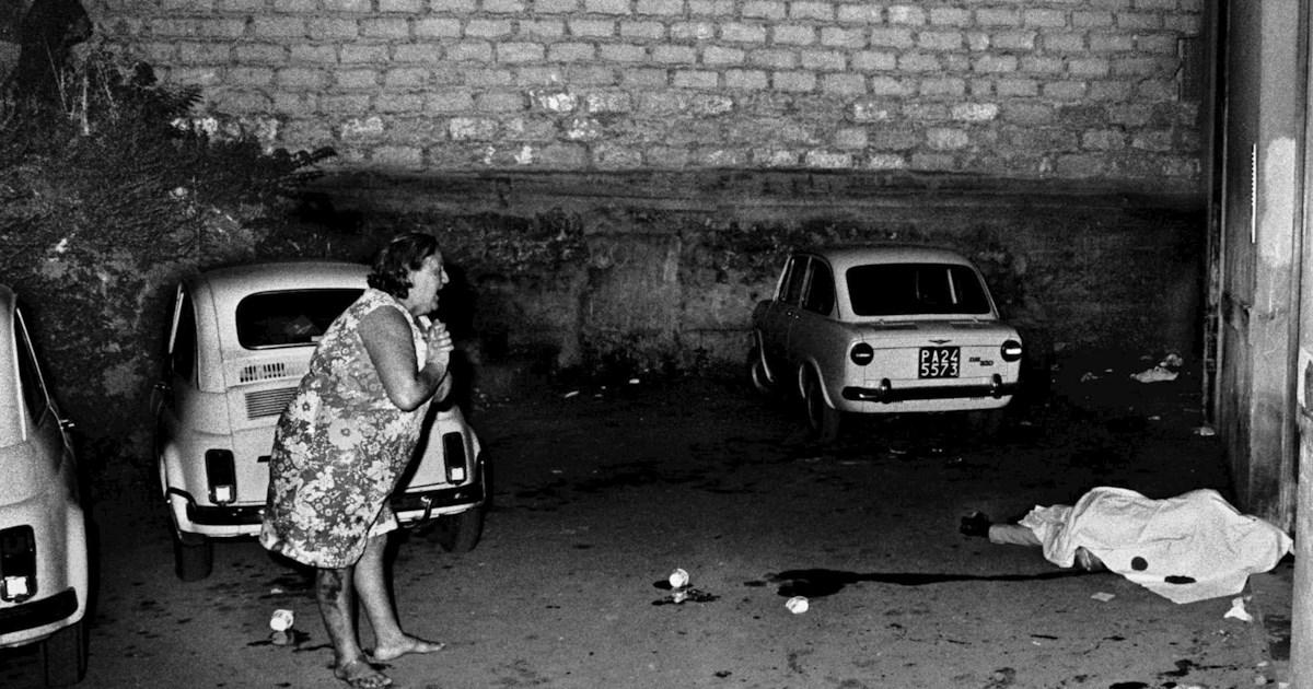 LETIZIA BATTAGLIA- SHOOTING THE MAFIA arriva nelle sale per l'anniversario della strage di  via D'Amelio
