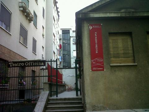 L'attività formativa 2020-2021 del TEATRO OFFICINA di Milano