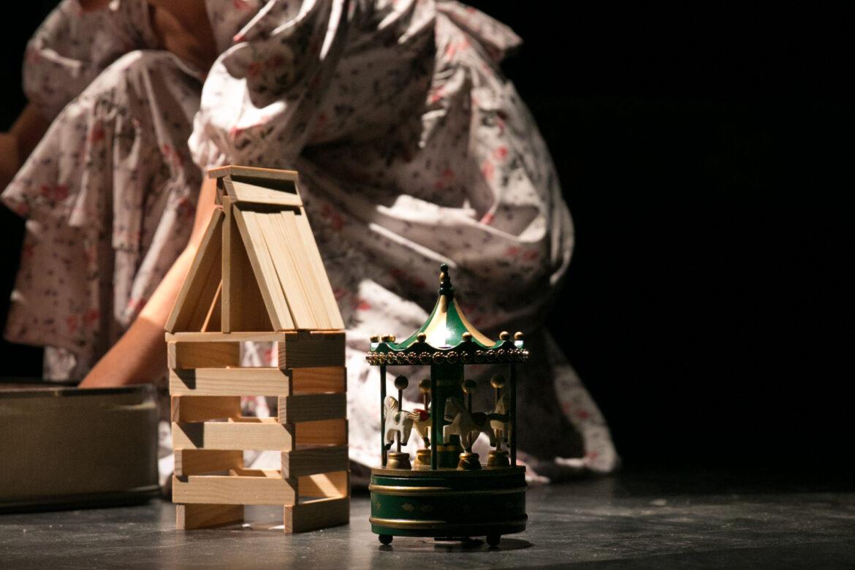 L'ECO DELLA FALENA, di Cantiere Artaud, debutta al Teatro Studio di Rovigo
