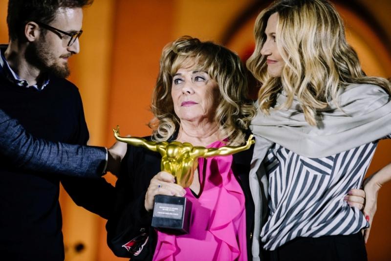 Al via MGA SPIN OFF.  Margherita Toffa: «Grazie Magna Grecia Awards»
