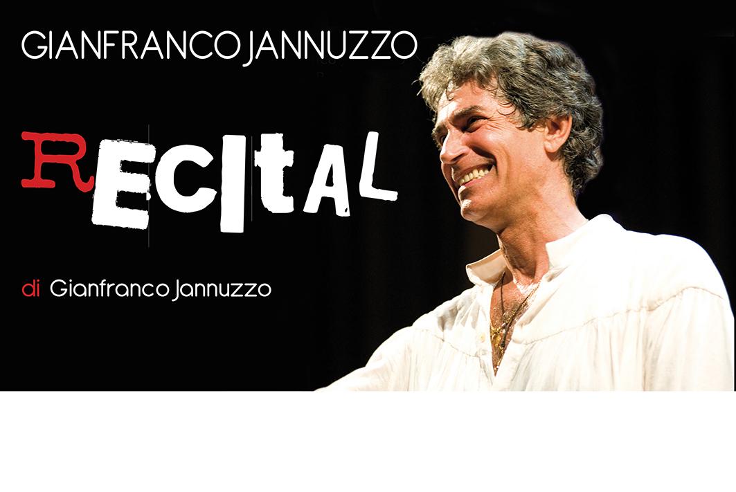 RECITAL. Jannuzzo racconta la Sicilia e l'Italia al Teatro Scoperto di Messina