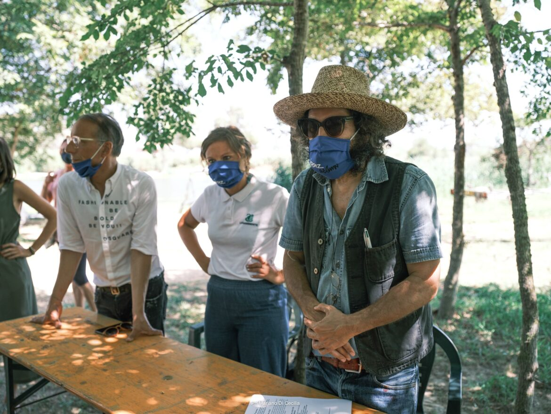 SPONZ ACQUA'! Il festival di Capossela contro l'inquinamento