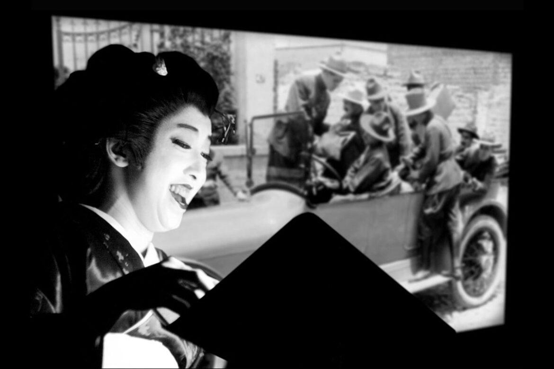 CINEMA GIAPPONESE. Il muto del kabuki e del benshi (narratore)