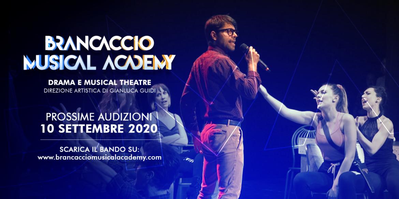 BMA. Ancora pochi giorni per iscriversi alla Brancaccio Musical Academy