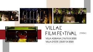 VILLAE FILM FESTIVAL- Quando l'arte è in movimento