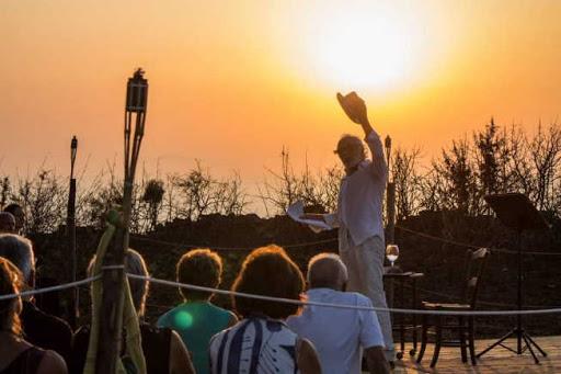 PROMONTORIO NORD 2020. A Messina il teatro al tramonto