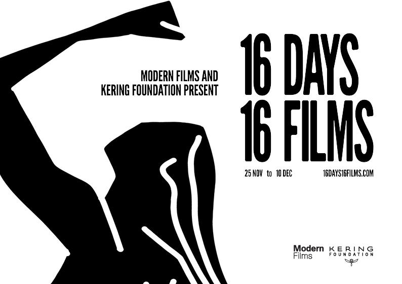 16 DAYS 16 FILMS. Al via le iscrizioni al concorso di corto contro la violenza sulle donne