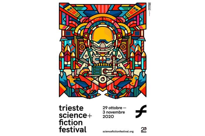 Il 20° TRIESTE SCIENCE+FICTION FESTIVAL in edizione ibrida