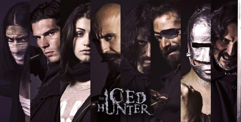 THE ICED HUNTER il fantasy -horror di Concila online e negli store