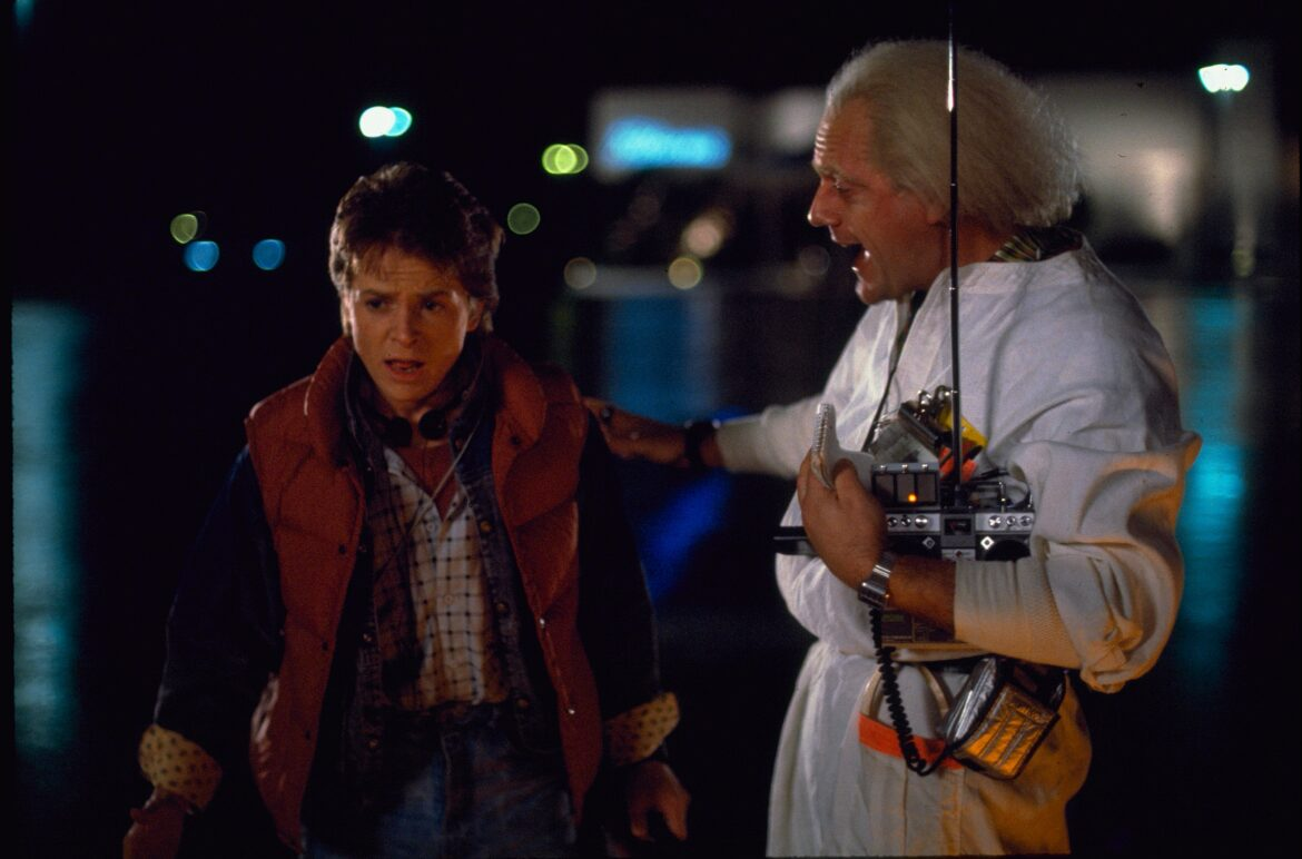 BACK TO THE FUTURE: The Ultimate Trilogy di Universal Pictures