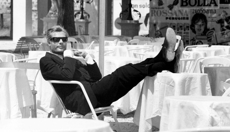 MARCELLO MASTROIANNI, icona del cinema e mix di fascino latino