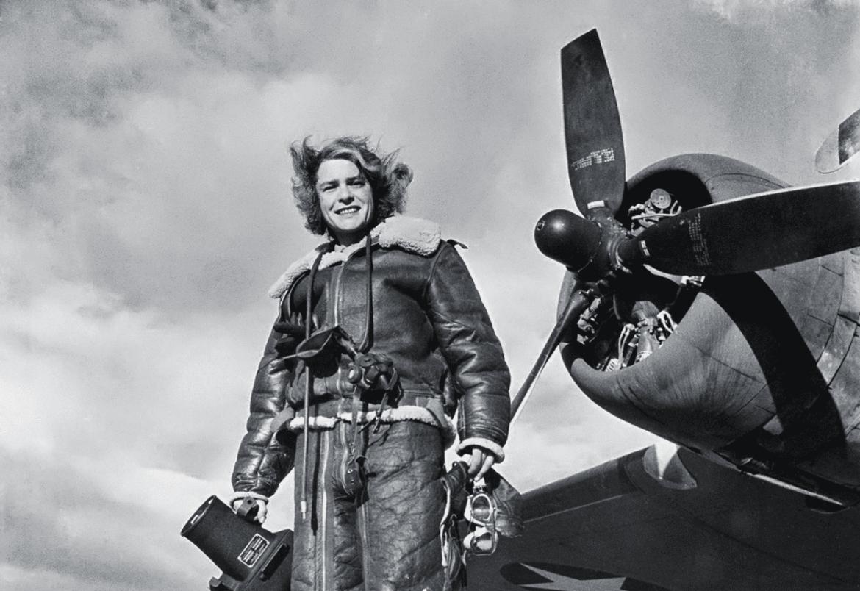 Margaret Bourke-White, icona del fotogiornalismo, in 11 film al MIC