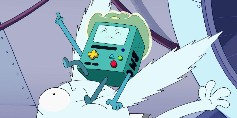 ADVENTURE TIME. Arriva in prima TV su Cartoon Network