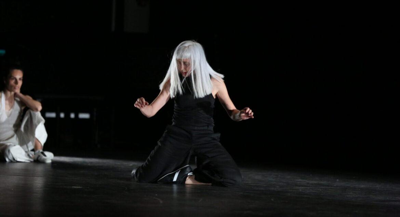 PAESAGGI DEL CORPO. Adriana Borriello danza in streaming