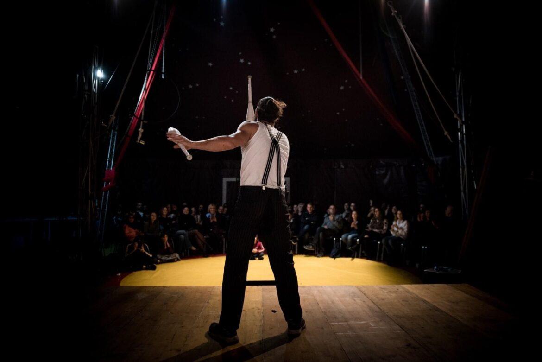 ROMARAMA: tre palcoscenici di grande circo, esperimenti e spettacoli