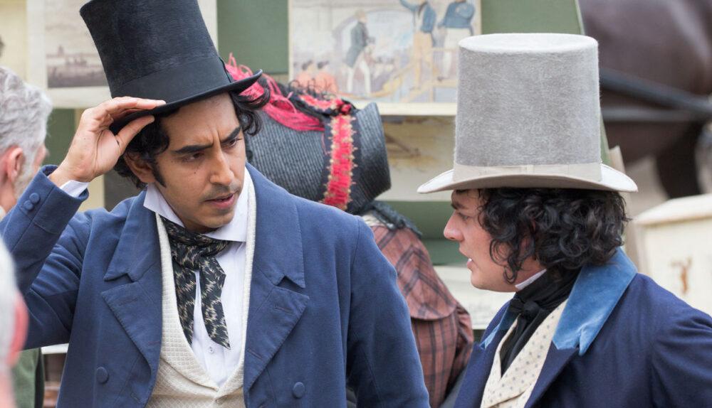 La vita straordianaria di David Copperfield