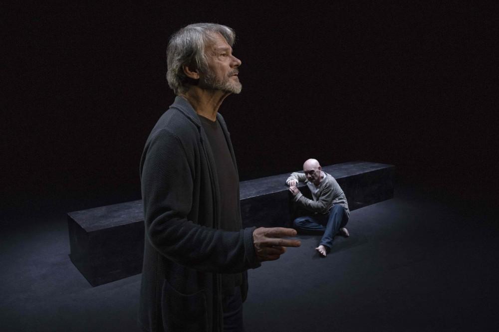 Con Quando la vita ti viene a trovare- Dialogo tra Lucrezio e Seneca- riapre il Palladium di Roma