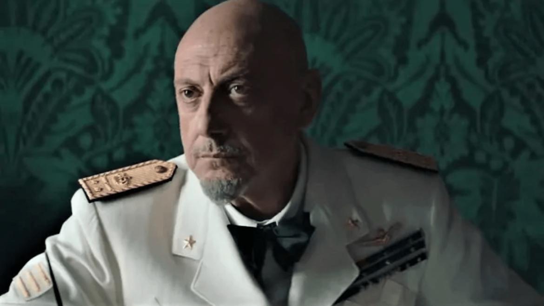 Sergio Castellitto interpreta D'Annunzio in IL CATTIVO POETA