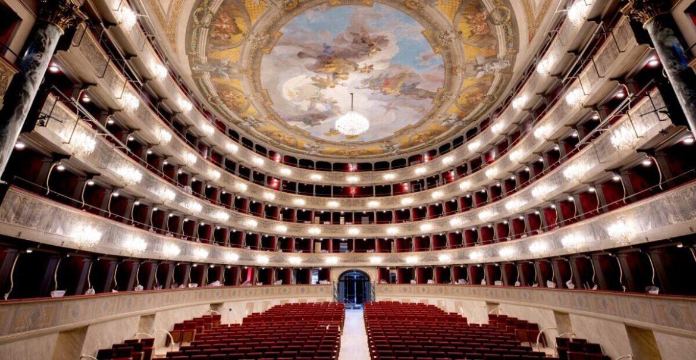DONIZETTI ON. Visita virtuale del restaurato Teatro Donizetti