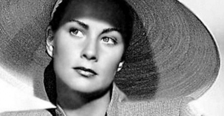 ALIDA VALLI. Lo sguardo intenso del cinema italiano