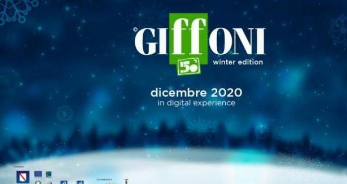GIFFONI Winter Edition. Chiude online la 50° edizione
