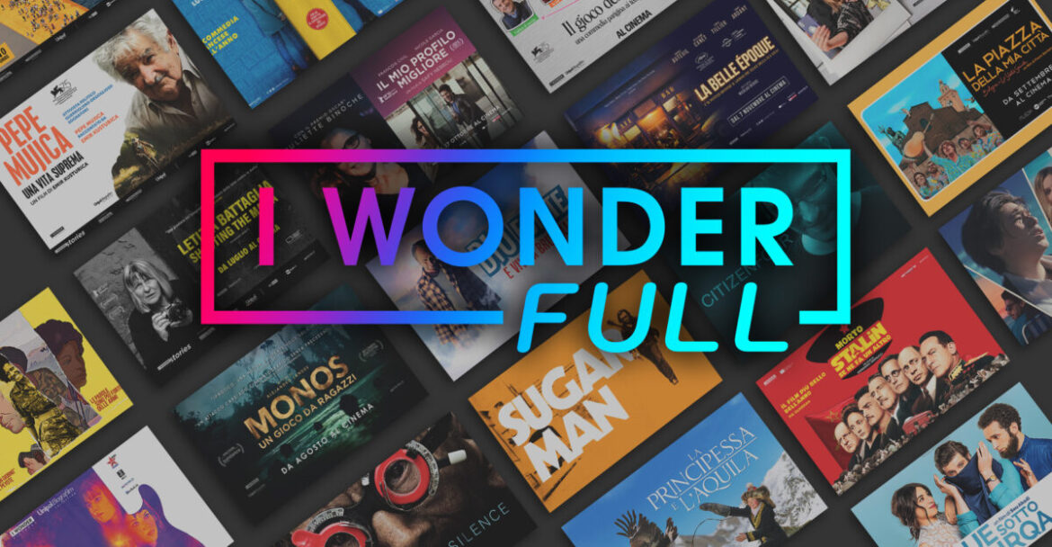 IWONDERFULL. Lo streaming e le nuove uscite in sala, di I WONDER