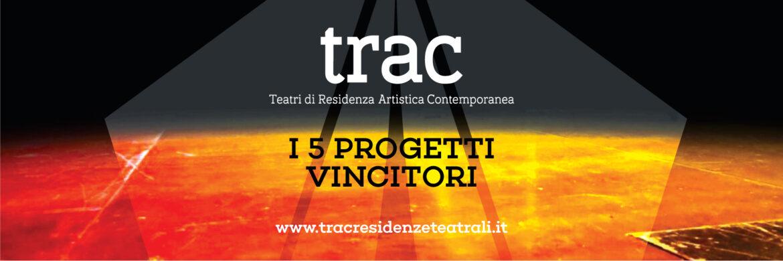 I vincitori di TRAC per 5 residenze digitali rivolto a compagnie e artisti pugliesi