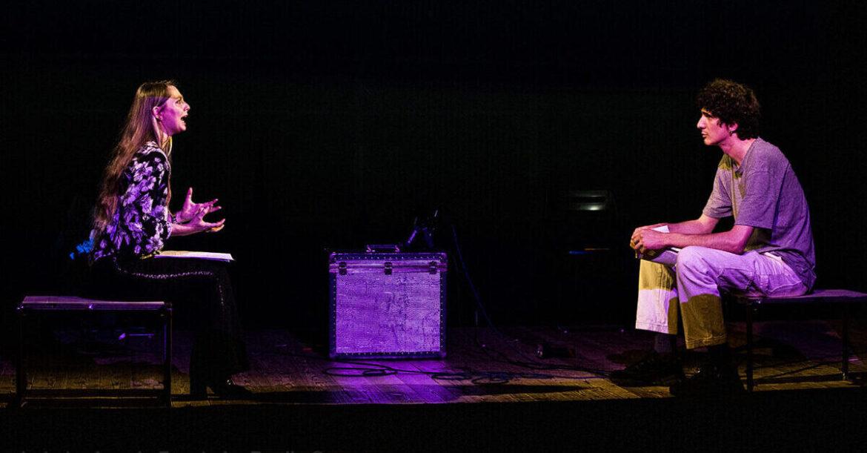 TIRARE LA CORDA. Teatro Officina sull'abuso di droga