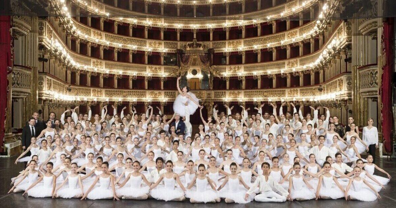 TEATRO DI SAN CARLO: gli educational e il calendario della scuola di ballo