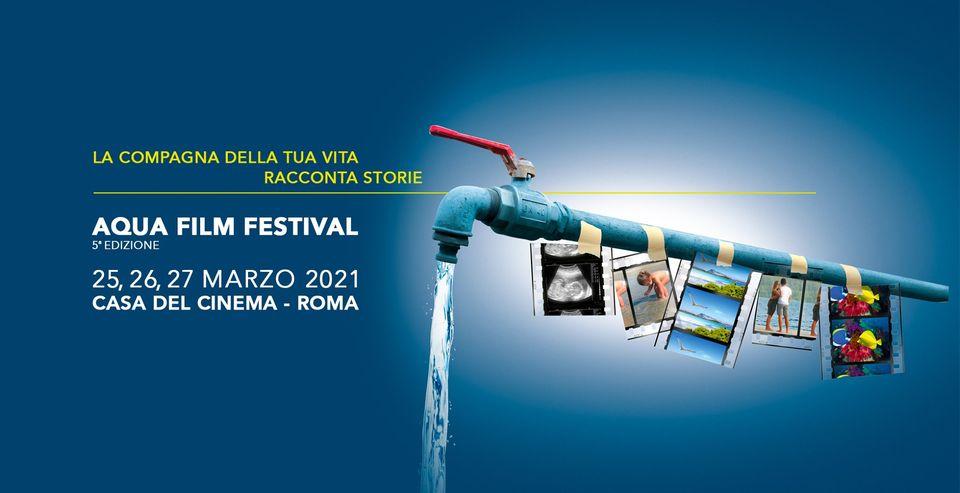 AQUA FILM FESTIVAL. La V edizione, online gratuita