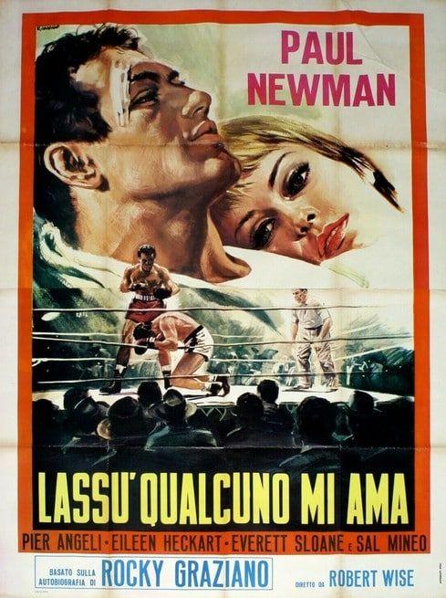 PAUL NEWMAN, gli occhi azzurri più amati nel cinema - ildogville.it